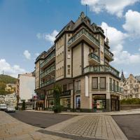 EA Hotel Atlantic Palace, отель в Карловых Варах