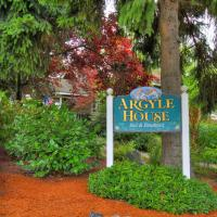 Argyle House Bed and Breakfast, hotel in Friday Harbor