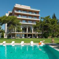 Kalamaki Beach Resort, hotel in Isthmia