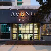 Avenue Hotel Canberra, hotel in Canberra