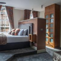 Lace Market Hotel Nottingham by Compass Hospitality, hotel in Nottingham