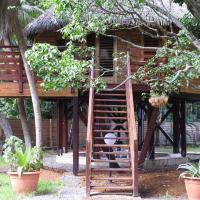 Insolite Ara Wakan / Ma cabane, hotel in Pointe-Noire