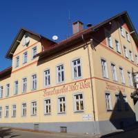 Brauereigasthof Adler Post, hotel in Rettenberg