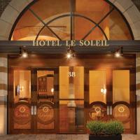 Executive Hotel Le Soleil New York โรงแรมในนิวยอร์ก
