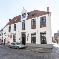 Hotel Goezeput, hótel í Brugge