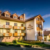 Hotel Villa Siesta, hotel in Vysoké Tatry