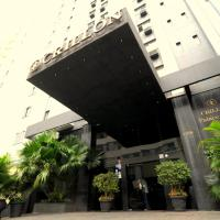 Crillon Palace Hotel, hotel em Londrina