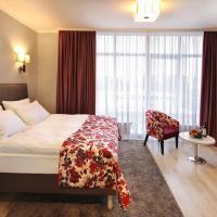 City Park Hotel, hotel in Chişinău