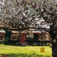 CasaVerde Hostal Ecologico, hotel in Malalcahuello