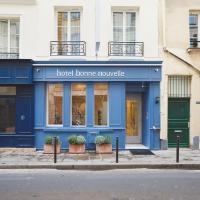 Hôtel Bonne Nouvelle, hotel in 2nd arr., Paris