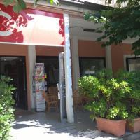 Hotel Canasta, hotell i Rimini
