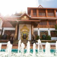 Pingviman Hotel, hotel en Chiang Mai