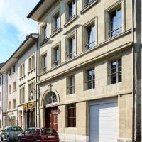 Hotel Hine Adon Fribourg, отель в городе Фрибур