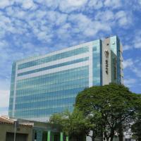 Allia Gran Hotel Pampulha Suites, hotel em Belo Horizonte