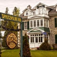 Spruceholme Inn, hotel em Fort Coulonge