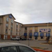 Peavine Inn & Suites, hotel em High Prairie