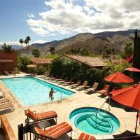 Los Arboles Hotel, hôtel à Palm Springs