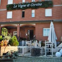 Hotel Le Vigne di Corvino, hotel di Casteggio