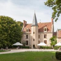 Château - Hôtel Le Sallay, hotel in Magny-Cours