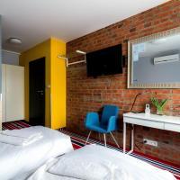 Tamada – hotel w mieście Ozorków