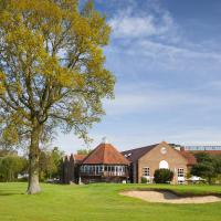Tudor Park Marriott Hotel & Country Club, hotel in Maidstone