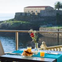 Hotel Tematico Do Banco Azul, hotel in Finisterre
