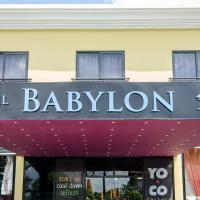 Hotel Babylon, hotel em Paramaribo