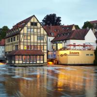 Hotel Nepomuk, hotel in Bamberg
