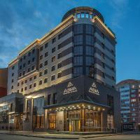 Отель Азия , отель в Абакане
