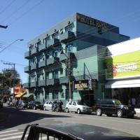 Hotel Royal Class, hotel em Guaratinguetá