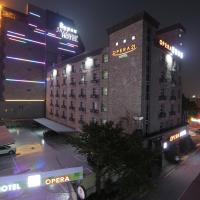 전주에 위치한 호텔 전주 오페라 21 관광 호텔