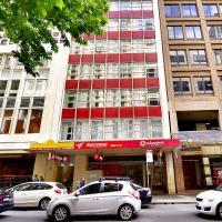 Megaboom City Hotel, хотел в Сидни