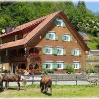 Hotel Gasthaus Schäfle, Hotel in Bürserberg
