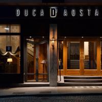 Duca D'Aosta Hotel, hotel in Aosta