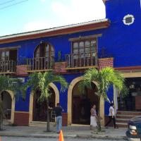 Posada Aguila Real, hotel in Palenque