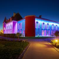 Le Stelsia Resort、Saint-Sylvestre-sur-Lotのホテル