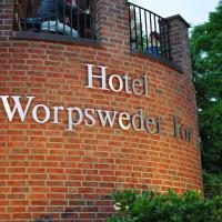 Hotel Worpsweder Tor, hotel en Worpswede