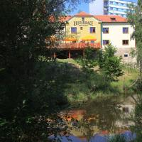 Guest House Splávek, hotel en Strakonice