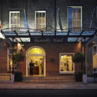 Buswells Hotel, hotel a Dublino, Saint Stephen's Green