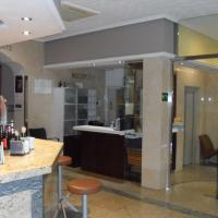 Hostal Coruña, hotel en Astorga