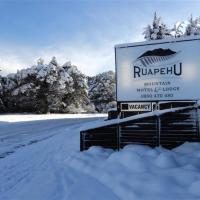 Ruapehu Mountain Motel & Lodge, hotel in Ohakune