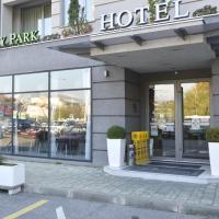 City Park Hotel, hotel em Skopje