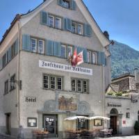 Zunfthaus zur Rebleuten, hotel in Chur