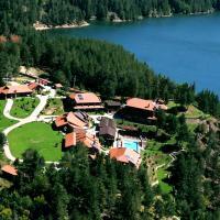 Aurora Resort & Spa, hotel em Berovo