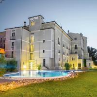 Hotel Balneario Alhama de Aragón, hotel en Alhama de Aragón