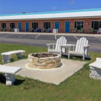 Shark Reef Resort Motel & Cottages, hotel in Port Aransas