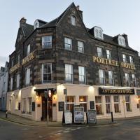 The Portree Hotel, hotel in Portree