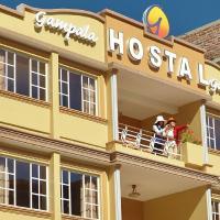Hostal Gampala, hotel in Alausí