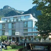 Businesshotel Valerian, отель в городе Хоэнэмс