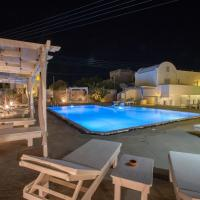 Ξενοδοχείο Οδυσσέας, ξενοδοχείο στον Περίβολο